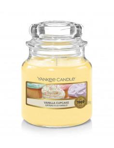 yankee candle vanilla cupcake - giara piccola